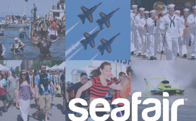 Seafair Enlists Caravel Marketing to Develop Strategic